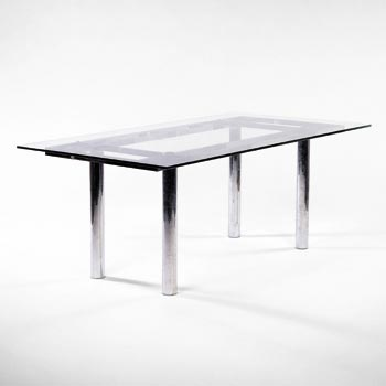 Andre table by Wright