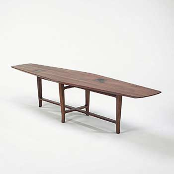 Tiffany table by Wright