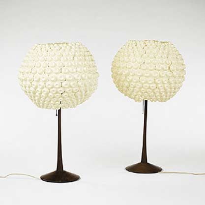 Lantern Series table lamps