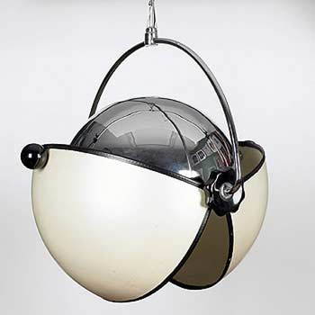 Olook hanging lamp by Wright