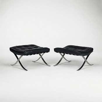 Barcelona stools
