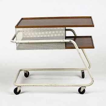 Service cart (prototype)