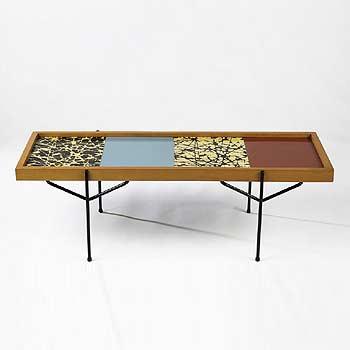 Modular-top low table