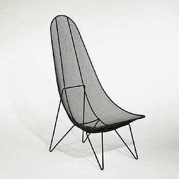 Large Scoop chair