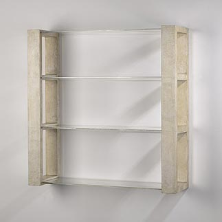 Wall shelf (Joseph Block residence)