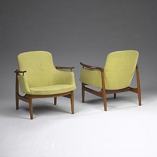 Easy chairs, model no. 53