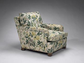 Lounge chair (Joseph Block residence)