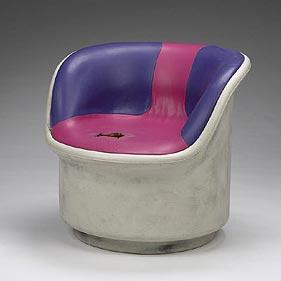Baseball Chair, prototype