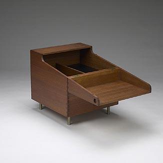 Cube bar cabinet