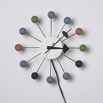 Wright-Ball clock