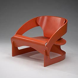 Three-Piece lounge chair
