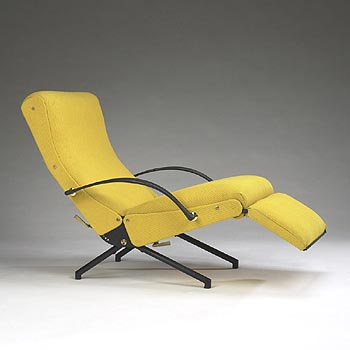 P-40 lounge chair de Wright