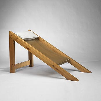 Mies lounge chair, prototype