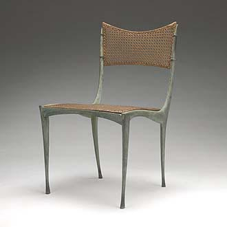 Gazelle dining chairs