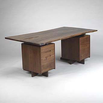 Double-Pedestal desk