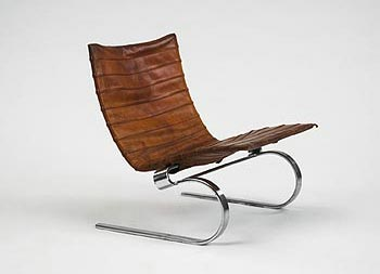 PK-20 lounge chair