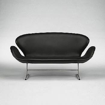 Swan sofa by Wright