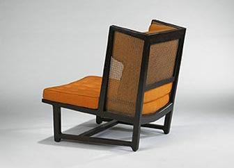 Wing lounge chair by Wright