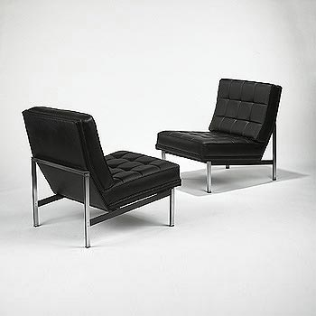 Parallel Bar lounge chairs