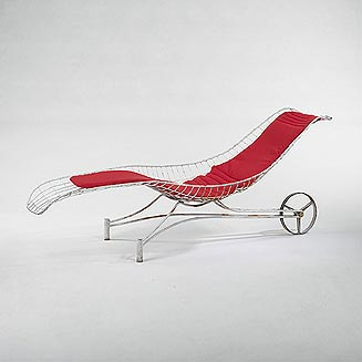 Wright-Chaise lounge