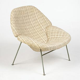 Wright-F 555 lounge chair