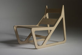 Product >> Sleigh >> Autoban @ Architonic :  sleigh chair autoban