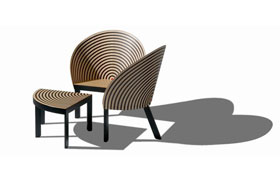 Bench For Two >> Fredericia Furniture @ Architonic