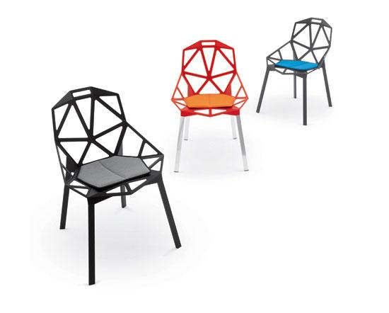 Konstantin grcic blue ant studio - Konstantin grcic chair one ...