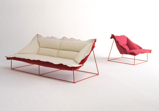 volant 143 35 of the Most Unique & Creative Sofa Designs