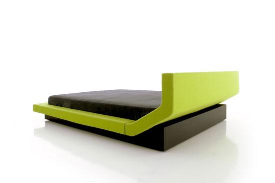 Picture gallery >> Lipla double bed >> Porro @ Architonic