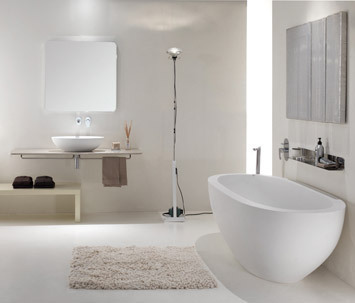 Stylish luxury bathroom ideas