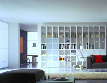 square de ligne roset biblioth que produit. Black Bedroom Furniture Sets. Home Design Ideas