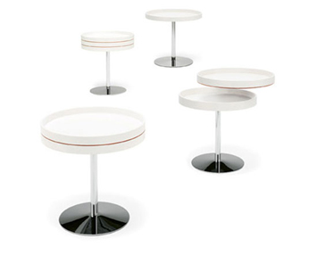 Tray occasional table offecct monica f rster for Occasional table manufacturers
