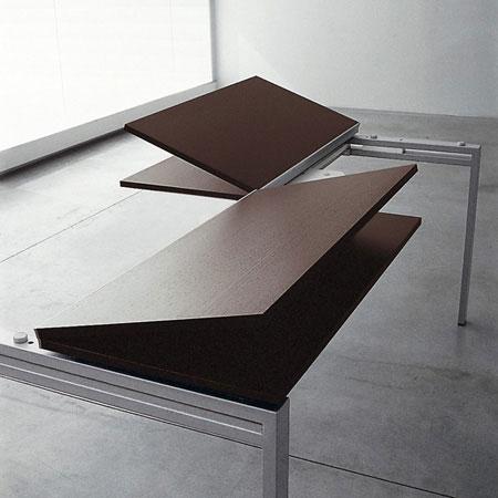 Forum tavolo allungabile lateralmente questo sconosciuto - Tavolo lungo e stretto ...