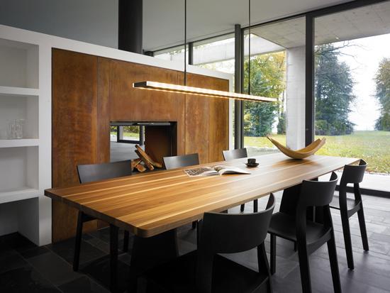 Forum illuminazione cucina sala sto delirando help - Lampade sopra tavolo da pranzo ...