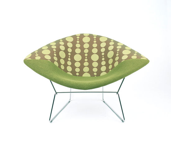 Product view > Bertoia Collection Lounge chair > Knoll International @ Architonic