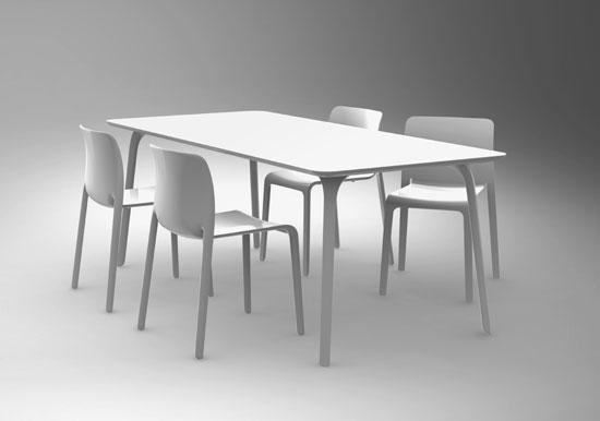 Forum tavolo kartell four e sedie da abbinare - Tavolo four kartell prezzo ...
