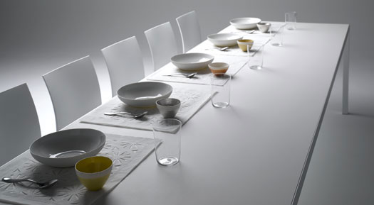 Forum scelta tavolo - Tavolo less molteni ...