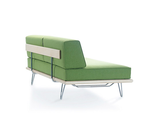 Daybed de vitra produit for Canape nelson