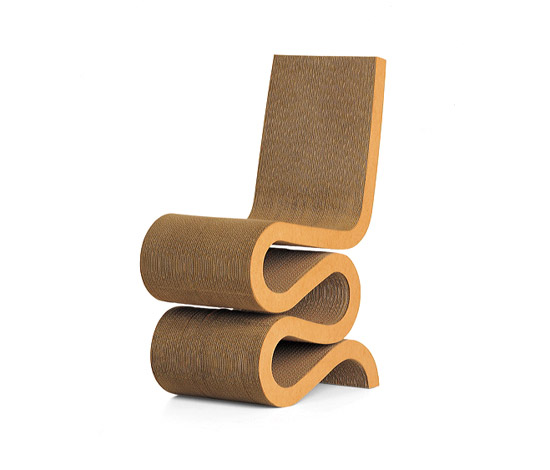 建筑大师弗兰克 盖瑞Frank O. Gehry(加拿大1929-)家具设计作品集1 - 刘懿工作室 - 刘懿工作室 YI LIU STUDIO