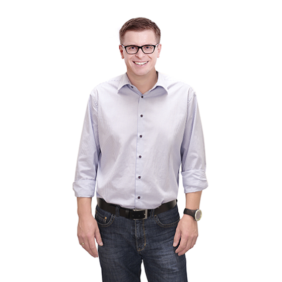 Andreas Getzinger. Sales Representative Austria