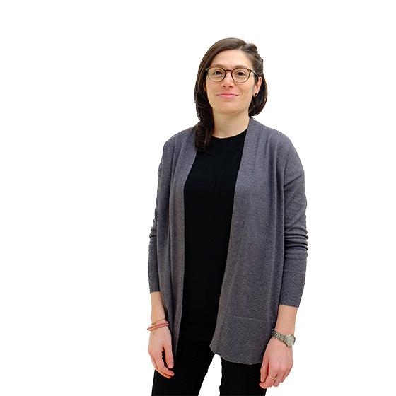 Sabrina Dal Vera. Manager Manufacturer Services