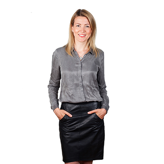Sarah Knapp. Head of Sales Marketing & Senior Sales Manager