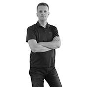 Miljan Vranic. Project Director IT