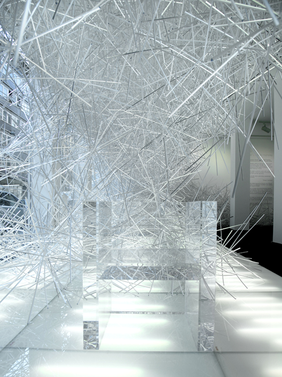 The Bearable Lightness of Being: Architonic meets Tokujin Yoshioka at imm cologne | News