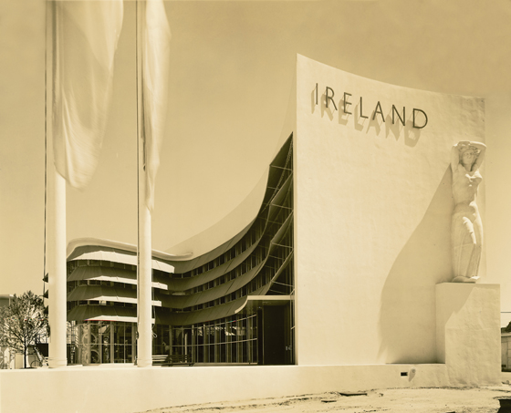 New Éire: Ireland's modernist self-fashioning revisited | Aktuelles