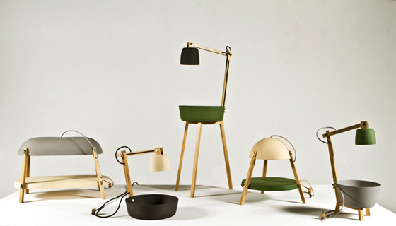 When We Were Young: [D3] Design Contest at imm cologne | News