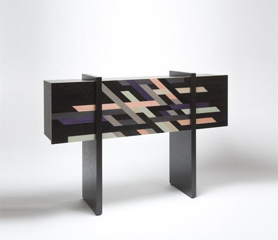 Marquetry in modern design | Diseño