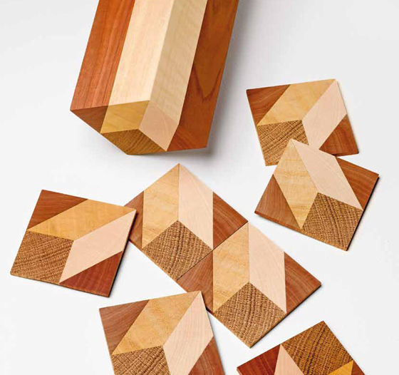 Image gallery marquetry techniques for Puzzle cutting board plans