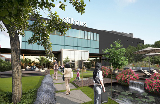 stilhaus takes shape | Industry News